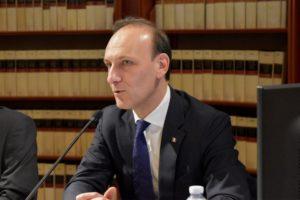 """Guglielmo Picchi al convegno """"Europe's Immigration Crisis"""""""