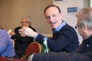 Guglielmo Picchi all'OSCE