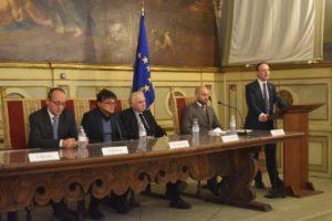 """Guglielmo Picchi al convegno """"Globalismo e sovranità"""""""